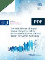The Architecture of Digital Labour Platforms
