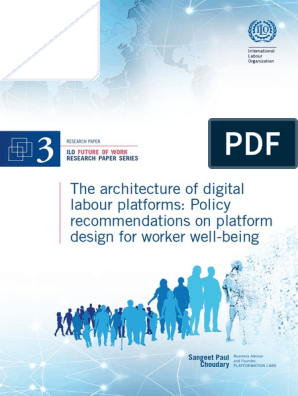 The Architecture Of Digital Labour Platforms Exploitation Of Labour Market Economics