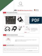 Q8-USB - Quick Start Guide
