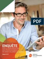 Enquete Sur La Remuneration 2015 Ing