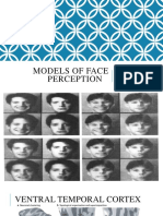 Models of Face Perception