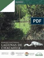 Programa de manejo Chacahua (lagunas)