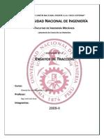 134430816 Informe 2 Ensayos de Traccion