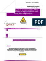 Support Formation ATEX