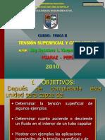 Tensión Superficial y Capilaridad.ppt