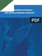 Bioinspired Materials Whitepaper