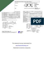 Datasheet Tlp434a Rlp434a