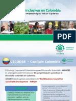 Negocios Inclusivos en Colombia