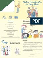 Medida Socioeducativa - CREAS - Cartilha