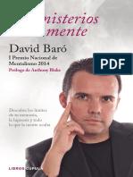 David Baro - Los Misterios de La Mente
