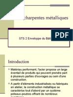 Charpentes Metalliques Procedes Generaux de Construction