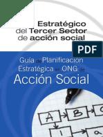 Guia Planificación Estratégica - Plataforma ONG Accion Social