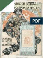 Ilustración Artística. 1-1-1905