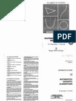 Marilena Barnabei, Flavio Bonetti - Matematica Discreta Elementare (1995, Pitagora Editrice Bologna)