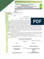 Proposal Musholla Baitul Ihsan Jadi