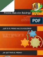 Premio Malcolm Baldrige.pptx