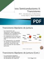 Dispositivos Semiconductores II
