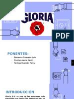 Diapositivas Trabajo Gloria s.a. Final