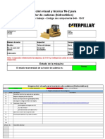 TA2 Spanish - TTT (Hydrostatic)