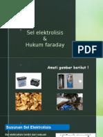 Ppt Sel Elektrolisis