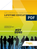 Cne Final Report Deliberate Innovation Lifetime Education