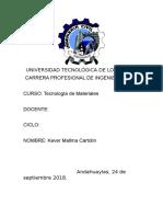 Carrera Profesional de Ingeniería de Civil