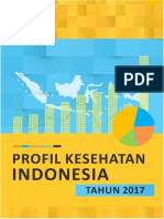 Profil Kesehatan Indonesia 2017