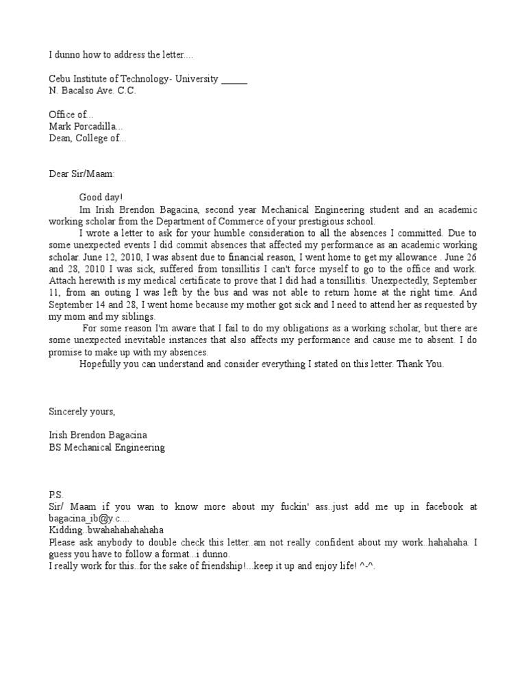 promissory Letter sample – Sample Promissory Letter