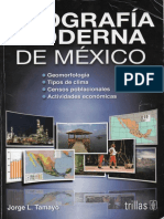 Geografia Moderna de México