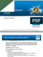 BCT Corporate Presentation Jan2010