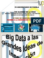 Big Data Las Grandes Ideas de Innovacion
