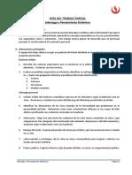Guía - Rúbrica Del Trabajo Parcial de Liderazgo 2018-2 Versión Final (1)