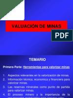Valuacion de Minas 22 Ago2018