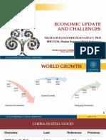 Economic Update and Challenges - EDHIE 2018 CBF BI