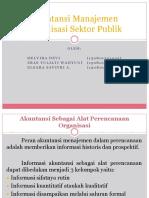 Akuntansi Manajemen Organisasi Sektor Publik