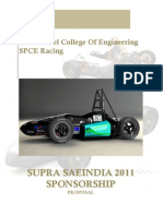 FSAE Brochure