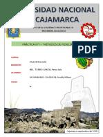 Paleontología Informe N1