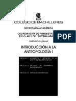 Antropología 1 Completo