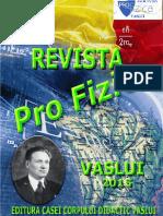 Revista PROFIZICA