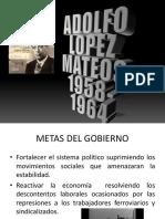 Equipo 2 Adolfo López Mateos