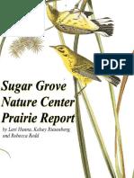 prairie report