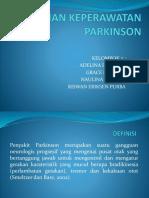 Asuhan Keperawatan Parkinson Pw