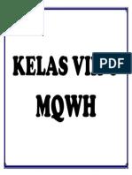 Nama Kelas Mqwh