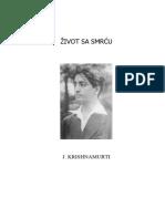 Život sa smrću - Krišnamurti.pdf