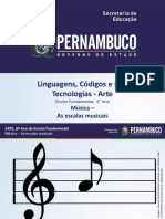 MÚSICA – As escalas musicais.ppt