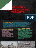 Volumen y Composición del Transito
