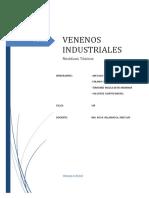 Venenos Industriales