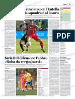 La Provincia Di Cremona 10-10-2018 - Serie B