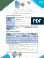 Guía de actividades y Rúbrica de calificación - Fase 2 - Aplicación de un instrumento de investigación.pdf