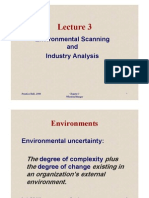 third-lecture-external-environmental-analysis